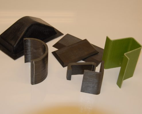thermoplastic molding forming