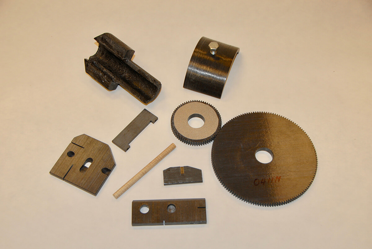 thermoplastic applications