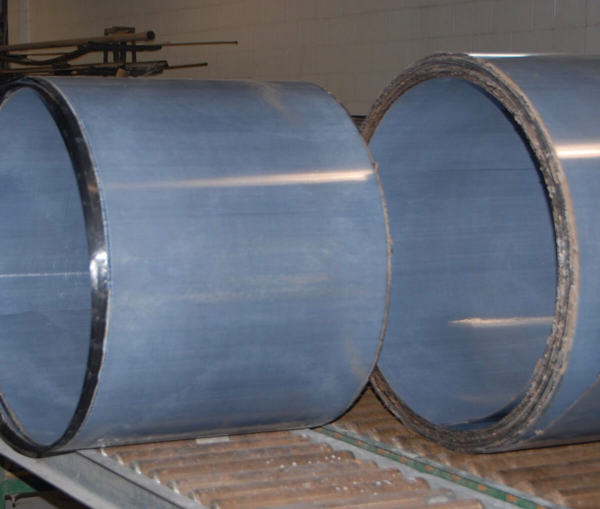 thermoplastic tubes